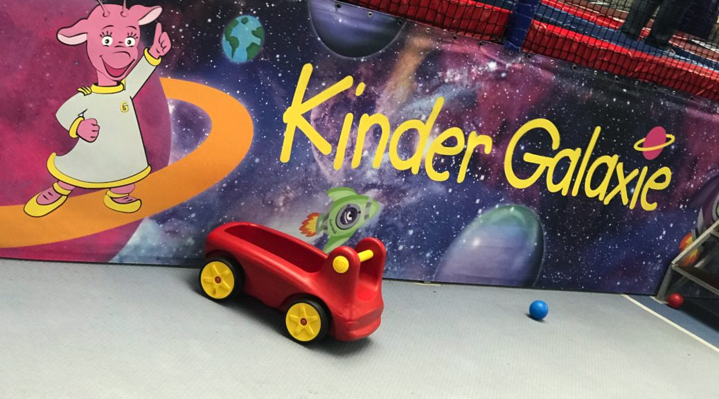 Indoor-Spielplatz Kinder-Galaxie
