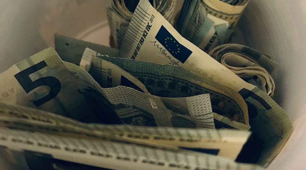 Wenn Geld nicht das Thema wäre