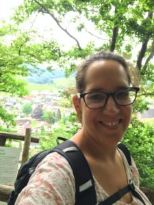 Ausblick vom Naturerlebnispfad Oberharmersbach