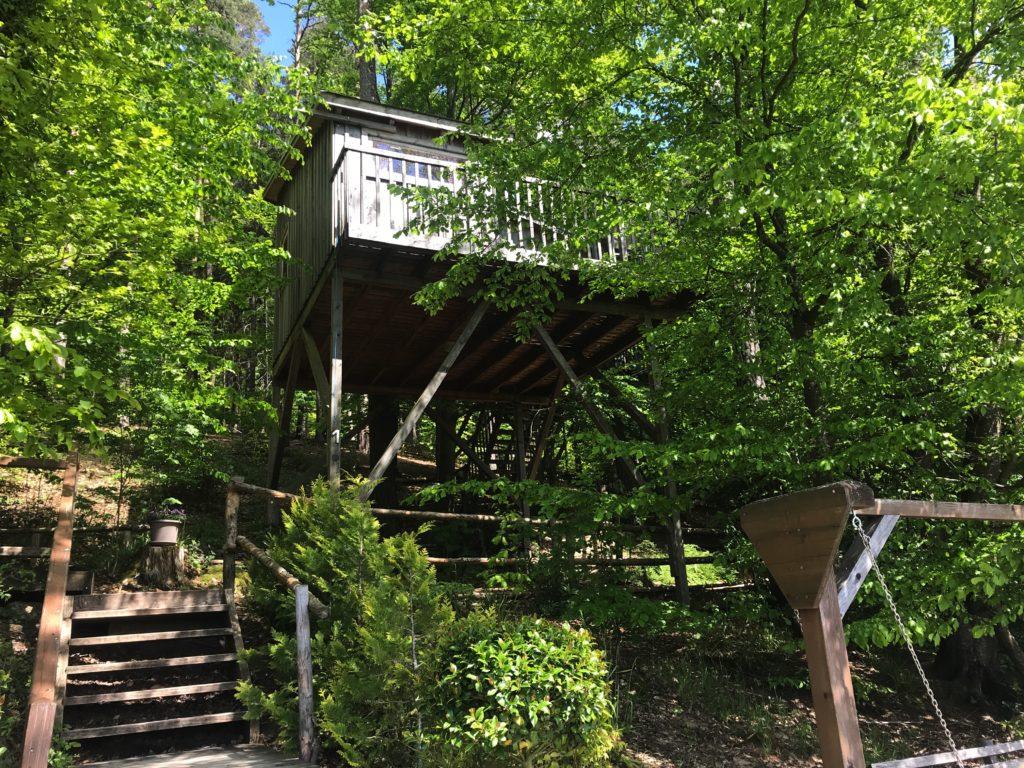 Abenteuer Baumhaus